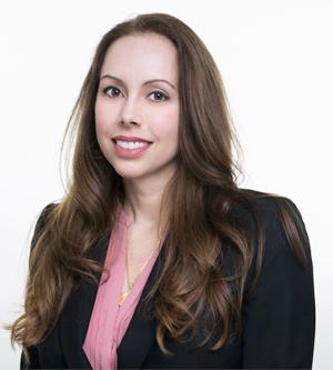 Jessica Mueller, Client Associate