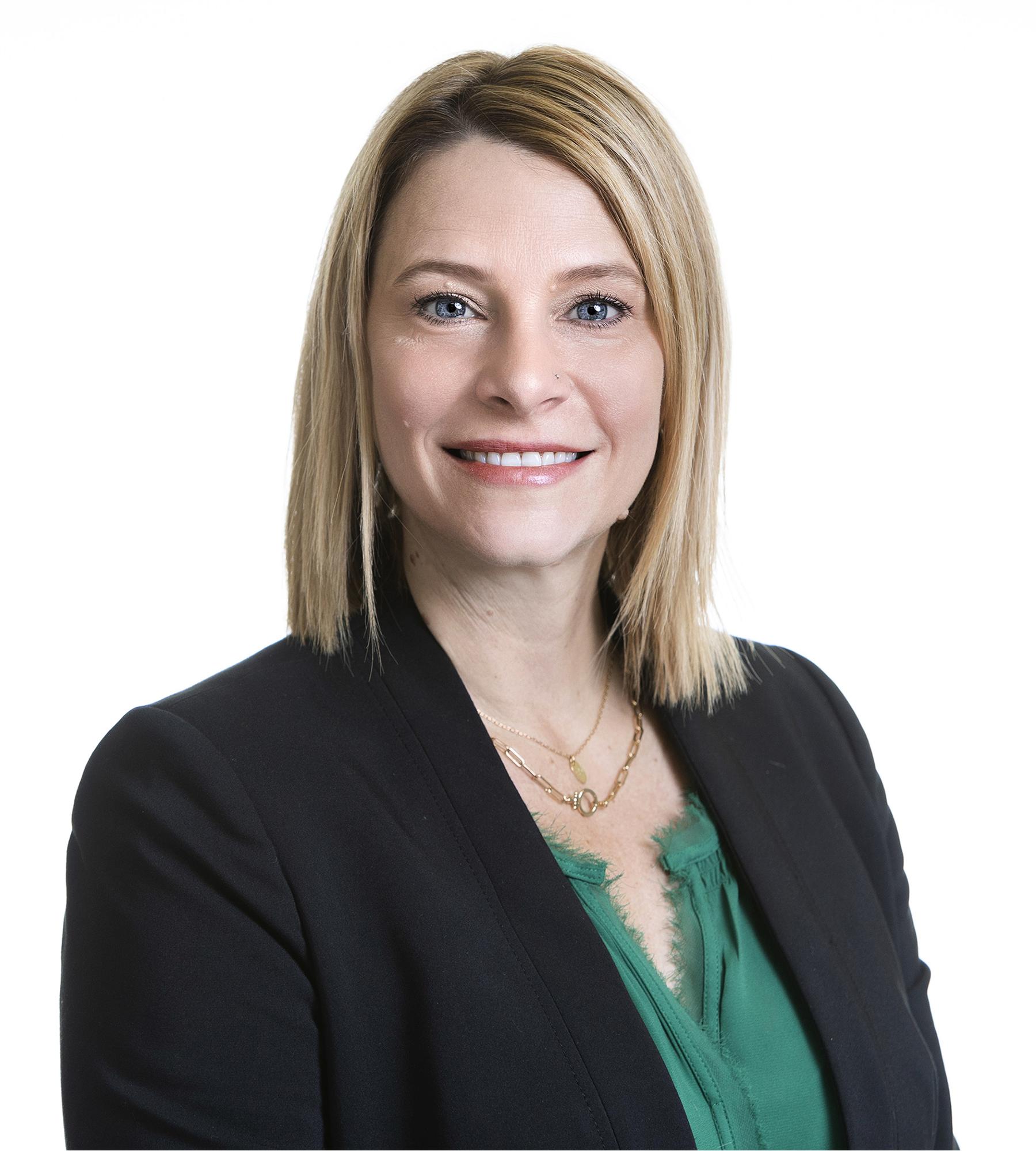 Christie Nichols, Client Executive