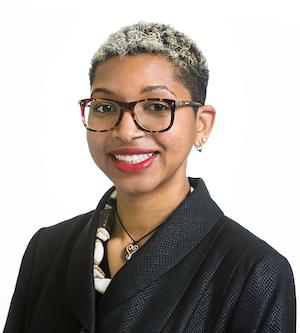 Seriah Brown, Claims Associate